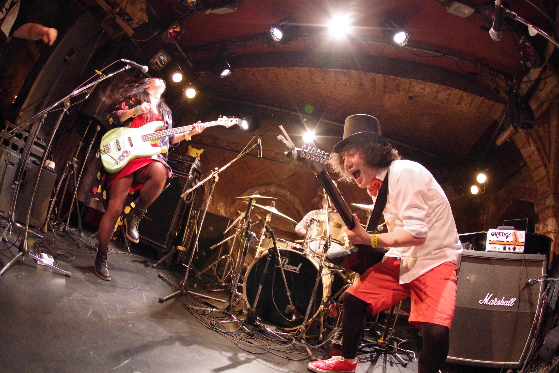新生ランチキ5月のライブ