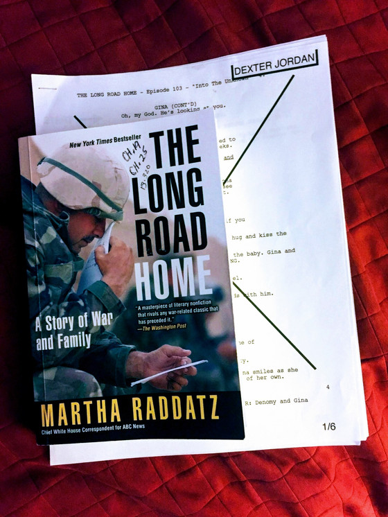 The Long Road Home Premieres Tonight 9/8c