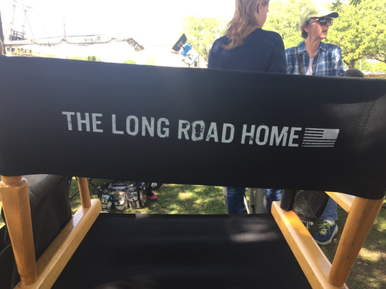 The Long Road Home...Coming This Fall on National Geographic