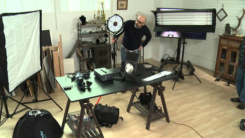 CreativeLive - Lighting Options for Tabletop Photography with Andrew Scrivani