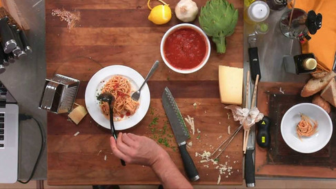 CreativeLive - Food Photography With Andrew Scrivani: How to Style and Plate Spaghetti