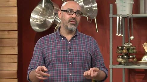 CreativeLive - Andrew Scrivani Talks Food Photography Gear
