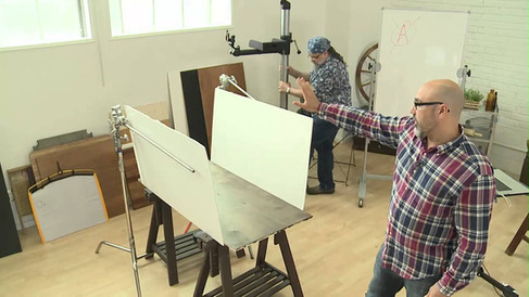 CreativeLive - Tabletop Photography Fundamentals with Andrew Scrivani | Promo
