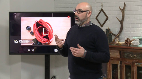CreativeLive - Creating Product Videos with Andrew Scrivani