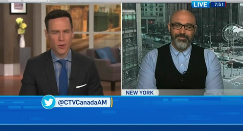 Canada AM: Eating With Your Eyes