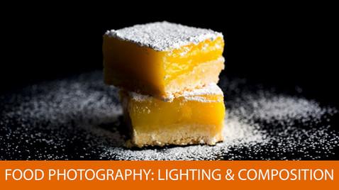 B&H - Food Photography: Lighting & Composition