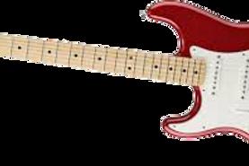 Left-handed Fender