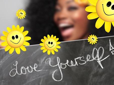 Als ich mich selbst zu lieben begann
