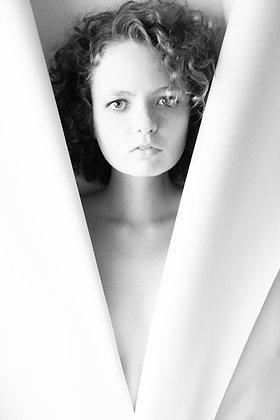 Rare Portrait of Perrin Marie