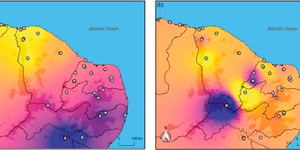 New publication describing how environmental variables shape the distribution of the Melipona subnit