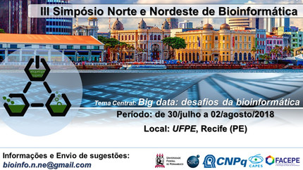 III Simpósio Norte e Nordeste de Bioinformática