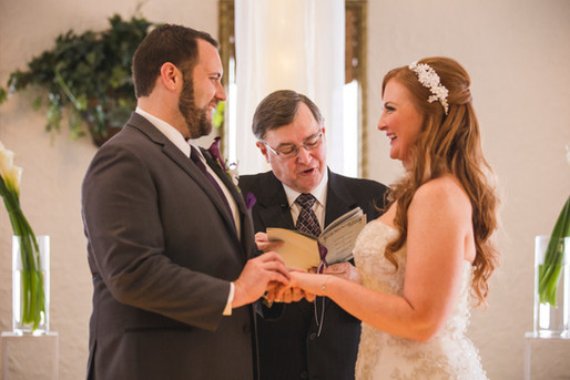 """""""With this ring I thee wed."""""""