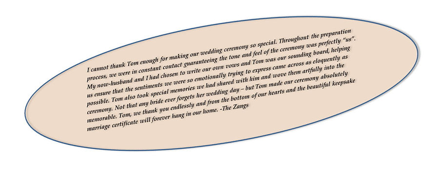 Zang Testimonial