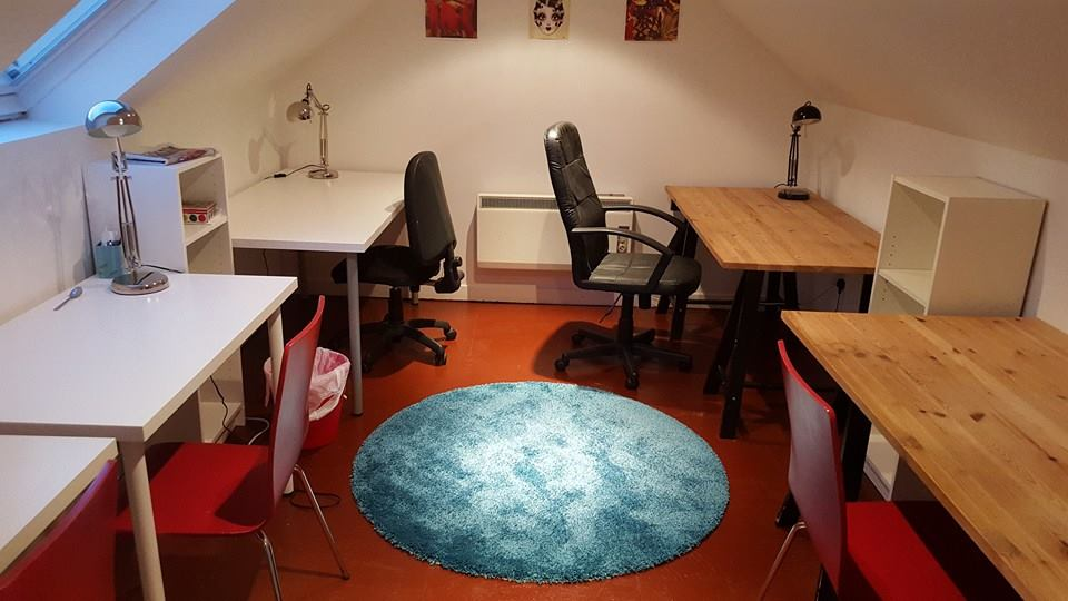 Desks to rent