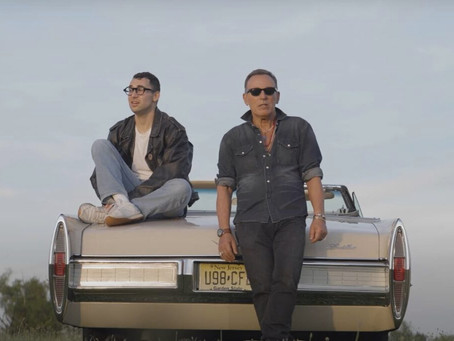 'Chinatown' by Bleachers and Bruce Springsteen is the best song I've heard in a long time