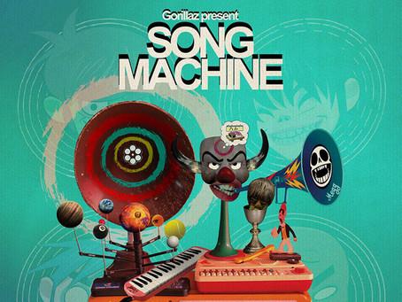 Gorillaz: Why you should be listening to Song Machine, Season One: Strange Timez