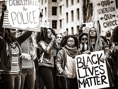 Return of protest songs | Police brutality and racism in America | June 2020