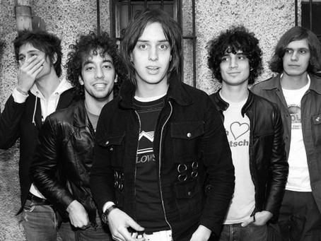 Why has it taken 20 years for America to recognise The Strokes?