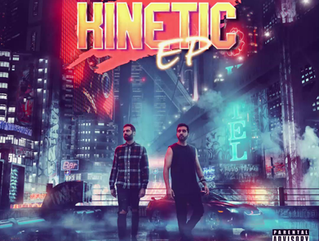 """TwoTrax """"Kinetic"""" EP"""