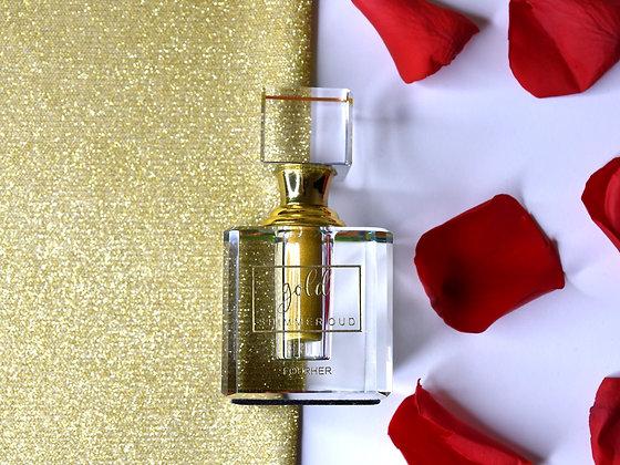 Gold Shimmer Oud Perfume Oil