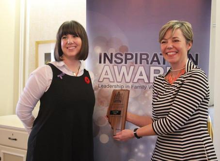 Discovery House nominates Lifetime Achievement Inspiration Award winner Susan Scott