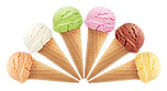 Rolling Cones Ice Cream