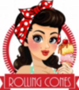 Rolling Cones Ice Cream