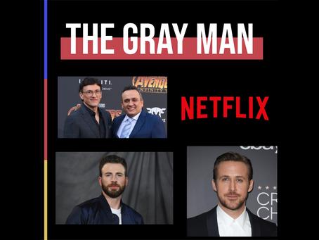 Chris Evans y Ryan Gosling se unen a los hermanos Russo y Netflix
