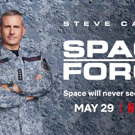 Reseña Space Force Temporada 1