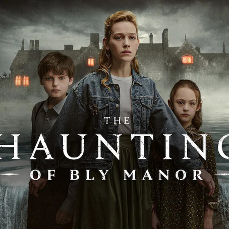 Reseña The Haunting of Bly Manor