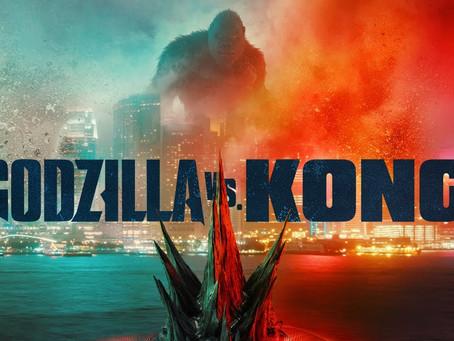 Reseña Godzilla vs Kong