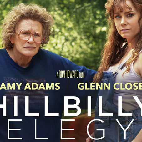 Reseña Hillbilly Elegy