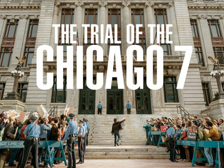 Reseña The Trial of the Chicago 7