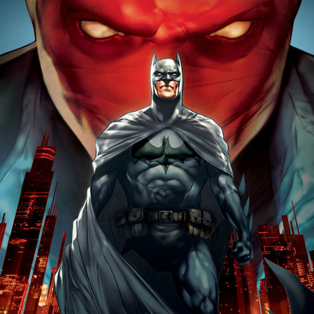 No Tan Retroreseña Batman: Under the Red Hood
