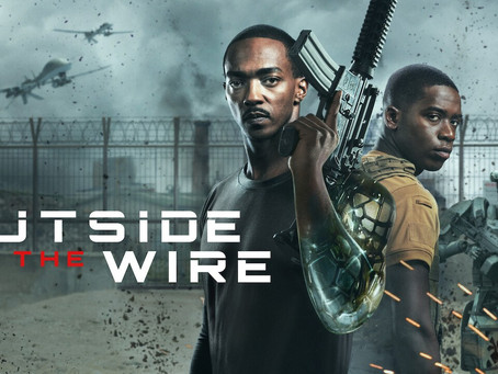 Reseña Outside the Wire