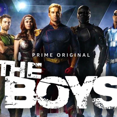 Reseña The Boys: Temporada 1