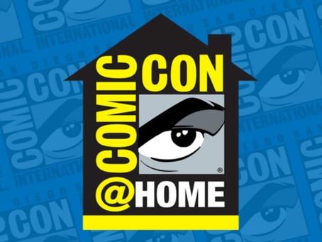 Revelación de paneles Comic-Con @Home 2020