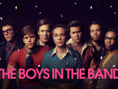 Reseña The Boys in the Band