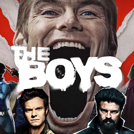 Reseña The Boys: Temporada 2