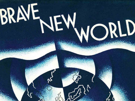 Muy Retro Reseña Brave New World