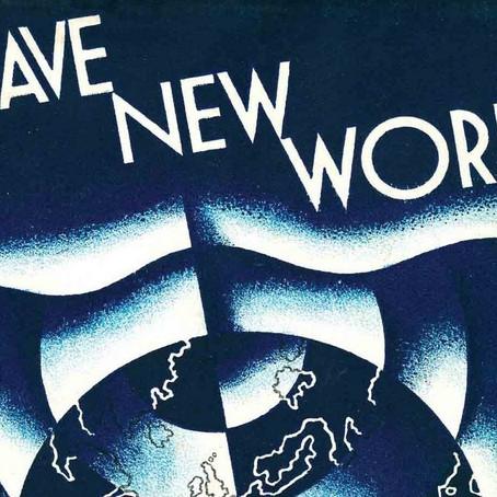 Muy Retro Reseña Brave New World