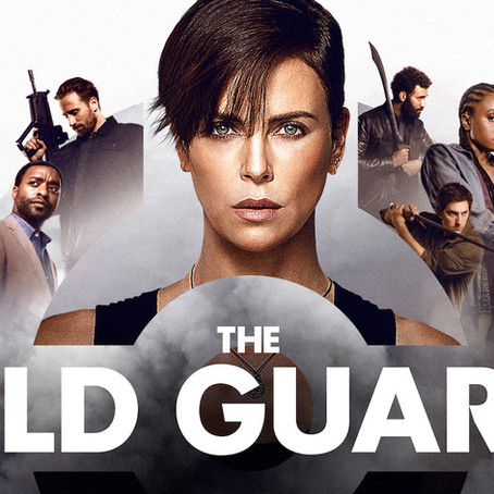Reseña The Old Guard