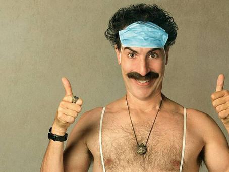 Reseña Borat Subsequent Moviefilm
