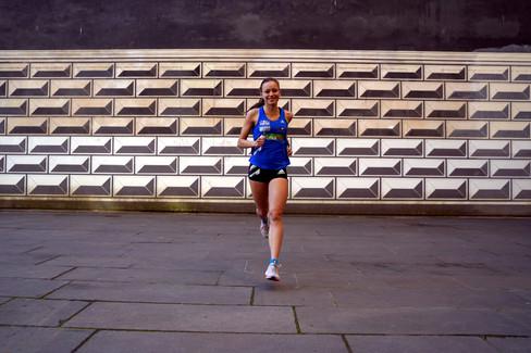 Wangler beim virtuellen Riga-Marathon schneller denn je