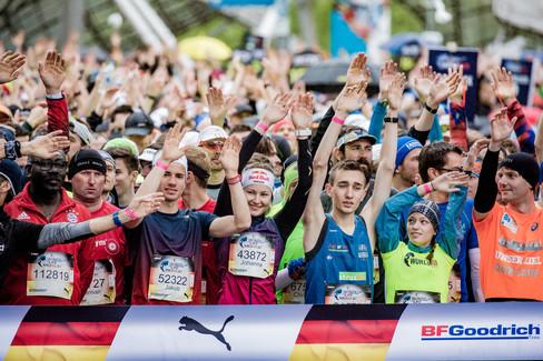 Wings for Life World Run: Müller mit 53 km unter den Besten der Besten