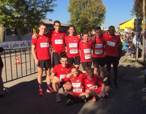 Oberle – Gesunde Schuhe erneut schnellstes und größtes Team in Ettenheim
