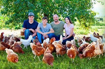 Martin Zapf und Familie