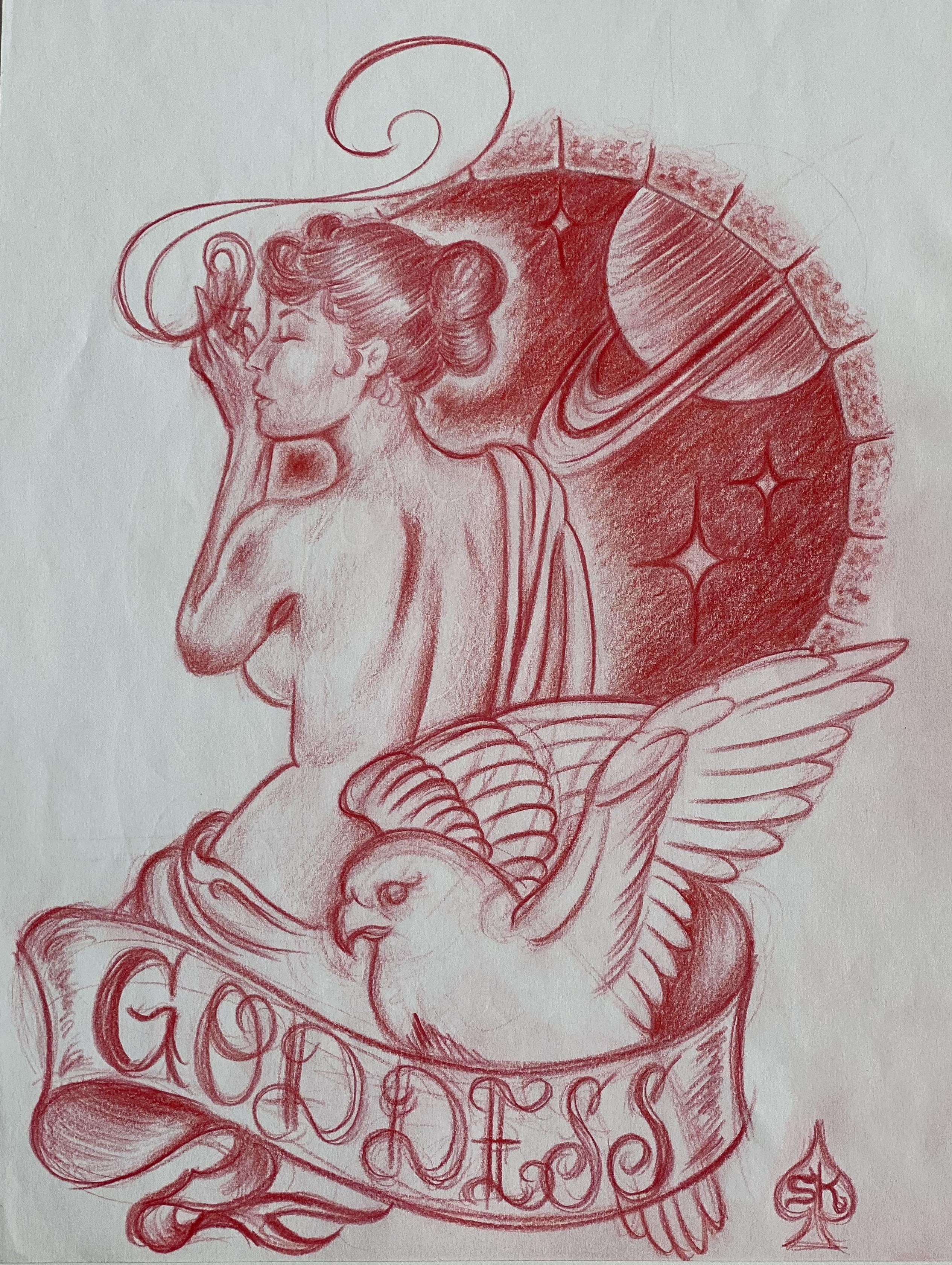 """""""Goddess"""""""