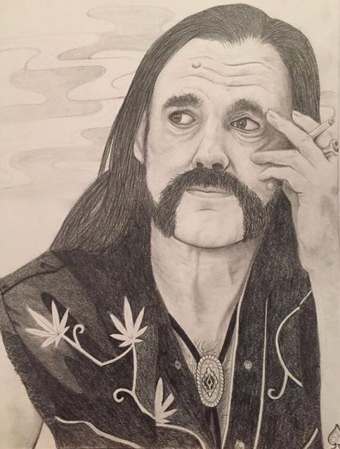 """""""Lemmy Kilmister"""""""