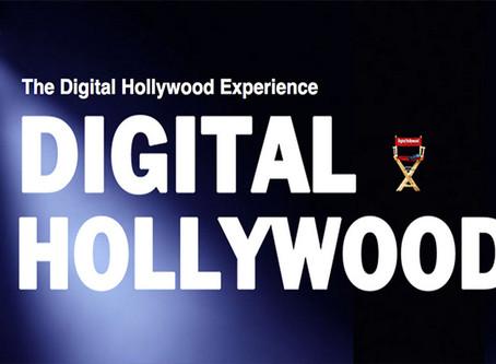 David Gull invited to VR experts panel at Digital Hollywood Fall 2018